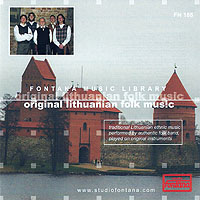 original lithuanian folc music