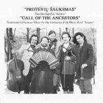 """Sutaras – """"Protėvių šauksmas""""<br/>1993 Lituanus/Jade JACD 065"""