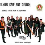 """Sutaras / Dainiaus Pulausko Grupė – """"Vilnius kaip ant delno""""<br />2008 Kukū records SMF 042"""