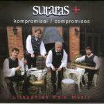 """Sutaras – """"Kompromisai""""<br/>2018 Kukū records SMF 057"""